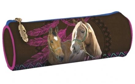 KULATÝ PENÁL KONĚ INDIAN HORSE