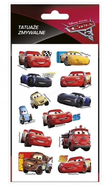 TETOVÁNÍ DISNEY CARS
