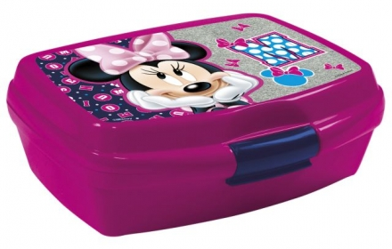 SVAČINOVÝ BOX DISNEY MINNIE MOUSE