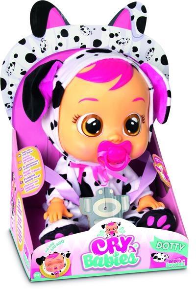 PANENKA - MIMINKO CRY BABIES DOTTY