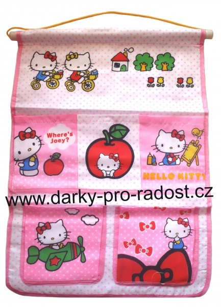 KAPSÁŘ HELLO KITTY
