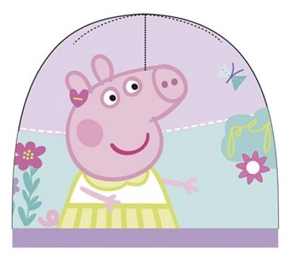 DÍVČÍ JARNÍ/PODZIMNÍ ČEPICE PRASÁTKO PEPPA PIG