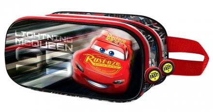 DVOUKOMOROVÉ POUZDRO - ETUE 3D DISNEY CARS