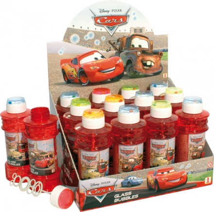 BUBLIFUK DISNEY CARS 300ml
