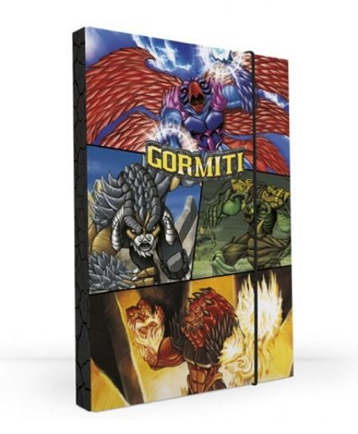 BOX NA SEŠITY A5 GORMITI