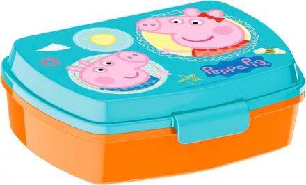 SVAČINOVÝ BOX PRASÁTKO PEPPA PIG
