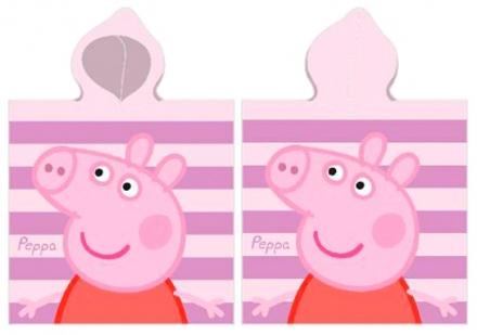 DĚTSKÝ ŽUPÁNEK, OSUŠKA - PONČO PRASÁTKO PEPPA PIG