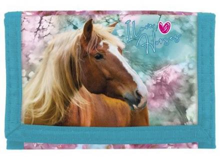 PENĚŽENKA KONĚ I LOVE HORSES