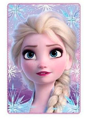 FLEECOVÁ DEKA DISNEY FROZEN 2 ELSA