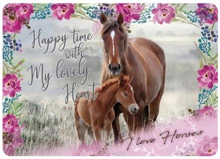 JÍDELNÍ PODLOŽKA - PROSTÍRÁNÍ HORSE KONĚ