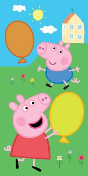 DĚTSKÝ RUČNÍK PEPPA PIG