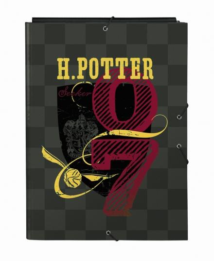 BOX NA SEŠITY A4 HARRY POTTER GRYFFINDOR