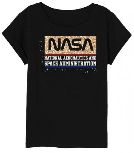 DÍVČÍ TRIČKO NASA