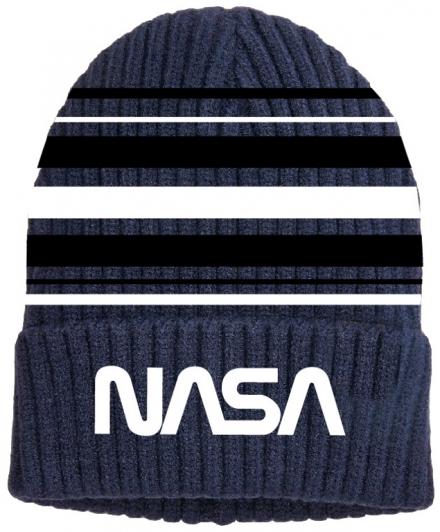 CHLAPECKÁ ZIMNÍ ČEPICE NASA