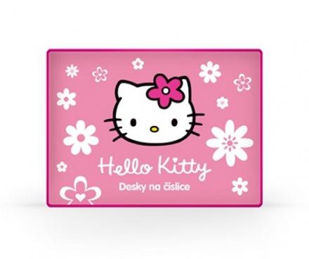 DESKY NA ČÍSLICE HELLO KITTY KIDS 2012