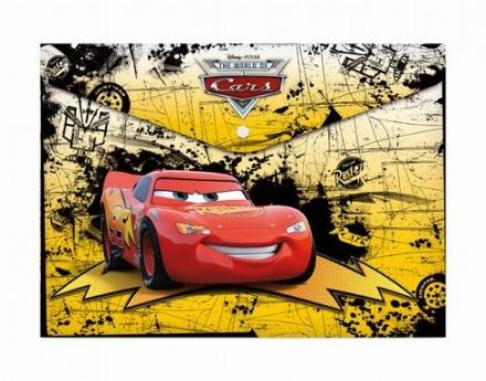 PSANÍČKO A4 PLASTOVÉ CARS RACE