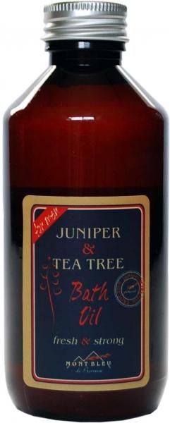 KOUPELOVÝ OLEJ JALOVEC A TEA TREE 250ml