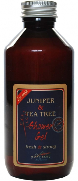 SPRCHOVÝ GEL JALOVEC A TEE TREE 250ml