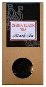 ČERNÝ ČAJ CHINA BLACK TEA čistý