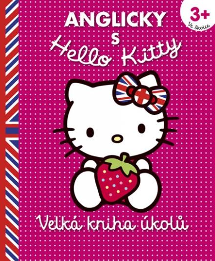 HELLO KITTY VELKÁ KNIHA ÚKOLŮ - ANGLIČTINA S…